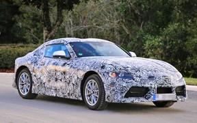 Toyota Supra возрождается: На дороги вывели серийную версию