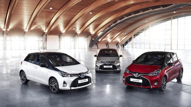 Toyota Yaris: 1,5 литра как минимум