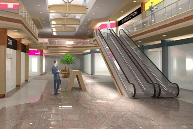 Треть украинских торговых центров ожидает реконцепция