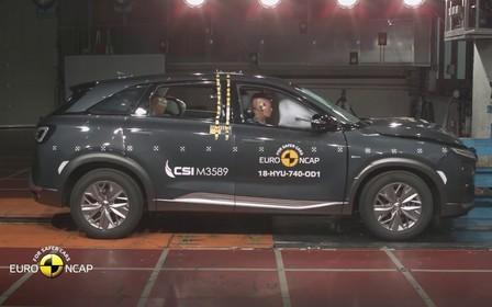 Три бледных коня. Самые безопасные авто года по версии EuroNCAP. ВИДЕО