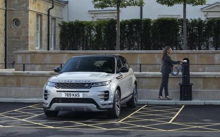 Три цилиндра, 300 сил. Land Rover Evoque и Discovery Sport стали гибридами