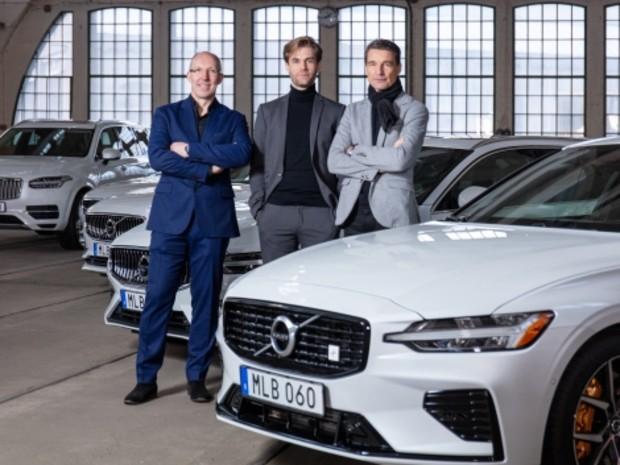 «Три дизайнери краще, ніж один: секрети успіху нового модельного ряду Volvo»