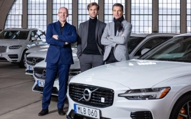 Три дизайнери краще, ніж один: секрети успіху нового модельного ряду Volvo