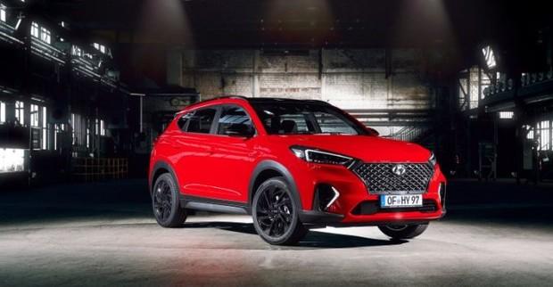 «Tucson N Line: перший кросовер Hyundai зі спортивним характером»