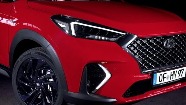 «Tucson N Line: перший кроссовер Hyundai з спортивним характером»