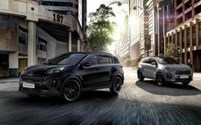 У Kia Sportage появилась спецверсия Black Edition. Так лучше?