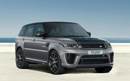 У лінійці Range Rover Sport нові ексклюзивні моделі та рядні м'які гібридні 6-циліндрові дизельні двигуни