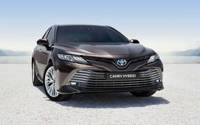 У мережі офіційних дилерів розпочато приймання попередніх замовлень на Toyota Camry Hybrid