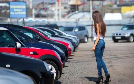 У нас на районе. Самые популярные б/у авто украинских областей