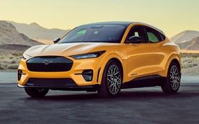 У нового Mustang Mach-E появилась топовая версия