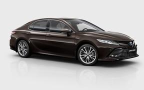 У офіційного дилера Toyota Центр Одеса «Інжпроект» розпочато приймання попередніх замовлень на Toyota Camry Hybrid