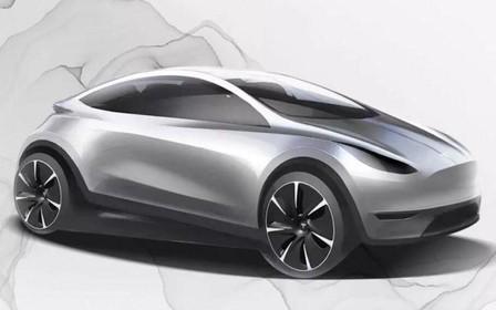 У Tesla буде поповнення: компакт і мінівен