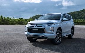 Ударим по бездорожью? Обновленный Mitsubishi Pajero Sport дебютировал