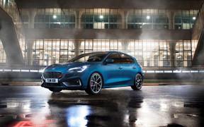 «Удосконалений новий Ford Focus ST»