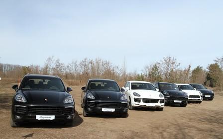Уикенд под лозунгом Porsche!