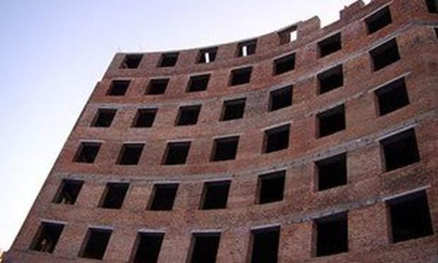 Украина снизила темпы по введению жилья в эксплуатацию