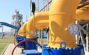 Украина закачала 90% газа, необходимого для отопительного сезона