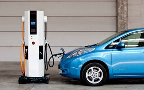 Украинцы начали активнее покупать электромобили