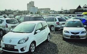 Украинцы начали активнее завозить б/у автомобили