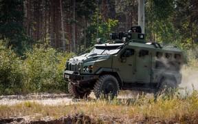 «Украинская бронетехника» построит броневик на шасси КрАЗа