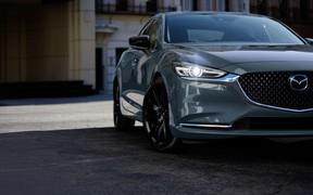 Украинская Mazda6 получила мощный турбомотор. За сколько?