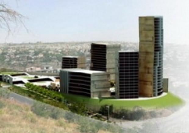 Украинские архитекторы разработали проект комплекса-ковчега в Ереване