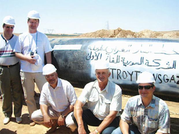 Украинские строители идут в Судан