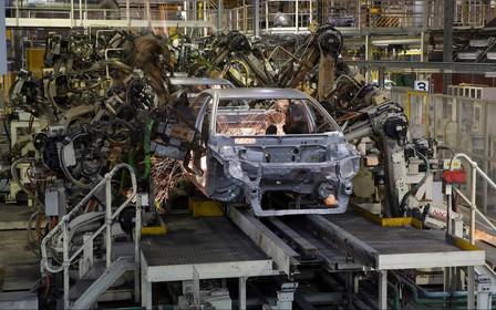 Украинский автопром незначительно увеличил обороты в октябре