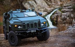 Украинский бронеавтомобиль «Новатор» получит гражданскую версию
