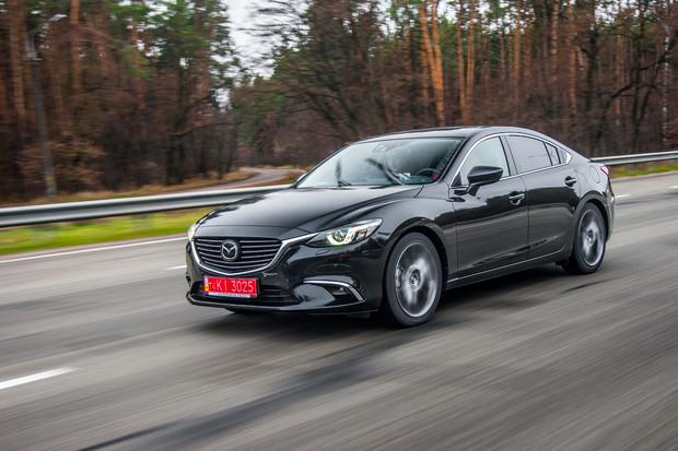 Украинский дебют дизельной Mazda6