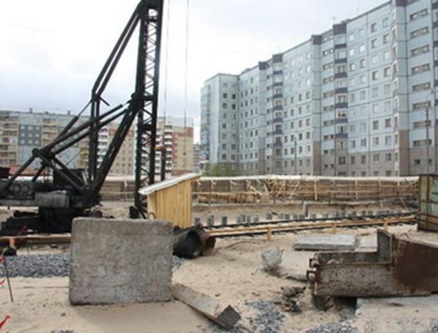 Україну охопила нова хвороба - синдром недобудованих будинкiв