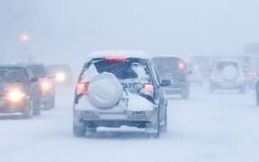 Укравтодор опубликовал карту мест для отстоя транспорта в непогоду