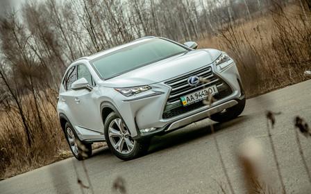 Умница: тест-драйв Lexus NX Hybrid