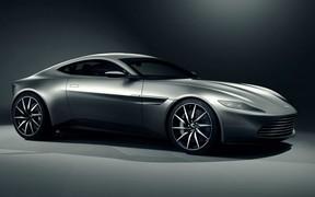 Уникальный суперкар Aston Martin DB10 Джеймса Бонда выставят на торги