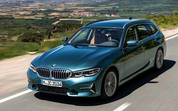 Универсальный солдат. BMW 3-Series представили в новом кузове. ФОТО