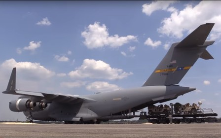 Упасть можно: как десантируют HUMVEE с самолета