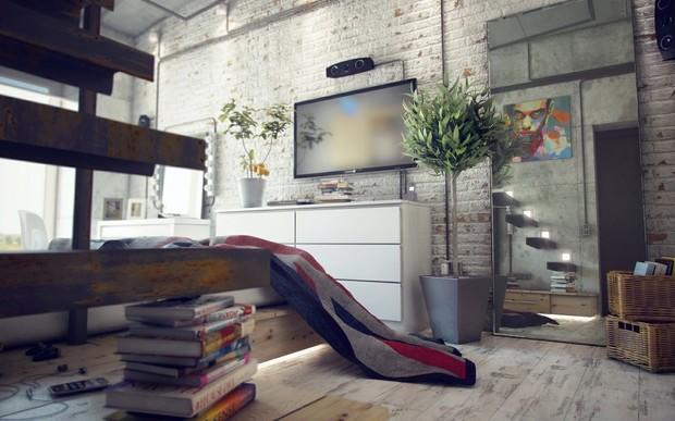 Урбан, лофт и неоклассика в дизайнах недели на DOM.RIA