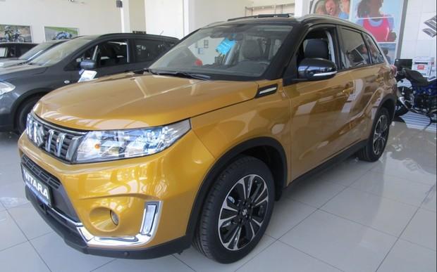 Встигни вигодно придбати Suzuki в Альфа-М Плюс!Вигода - до 54 тисяч гривень*!