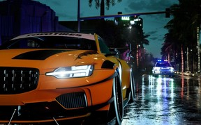 Утоляем жажду: каким будет новый Need for Speed? ВИДЕО