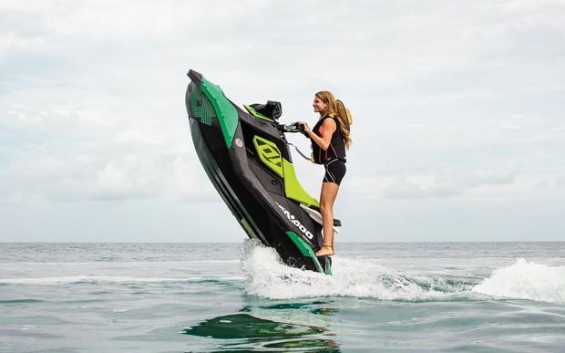 Увага! Цікава акційна пропозиція на гідроцикли Sea-Doo 2019!
