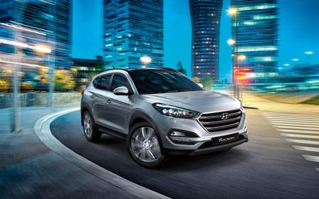 Уже премиум: новый Hyundai Tucson дебютировал в Украине