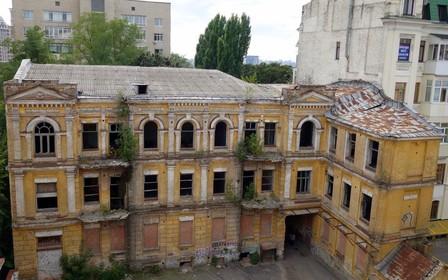 Вже три організації хочуть реставрувати будинок Сікорського