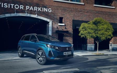 Уже виделись? Peugeot представила обновленный 5008