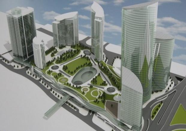 В 2009 году объем капиталовложений в рынок недвижимости Киева снизился на 40,5%