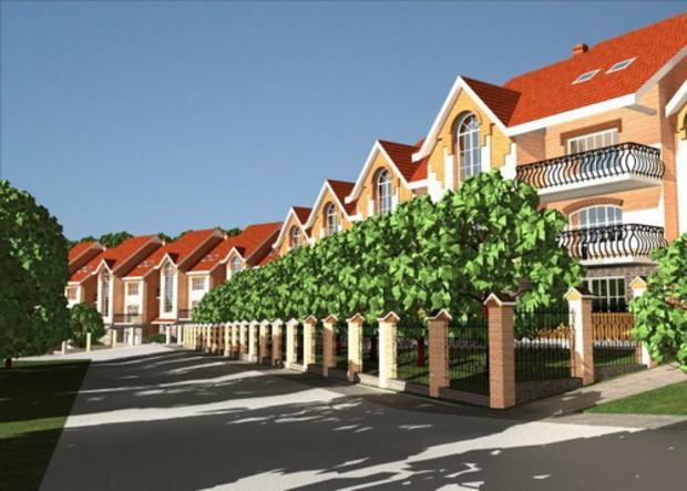 В 2010 году государство выделит 1 миллиард 40 миллионов гривен на строительство доступного жилья
