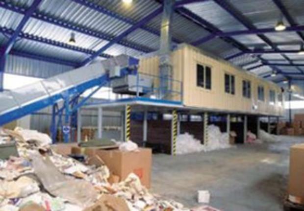В 2012 в Киеве построят мусороперерабатывающий завод