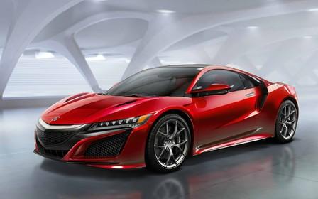 В 2017 году появится гоночный Acura NSX