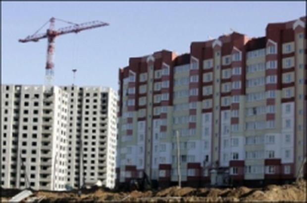 В Белоруссии намерены построить в 2010 году порядка 7 млн кв. м жилья