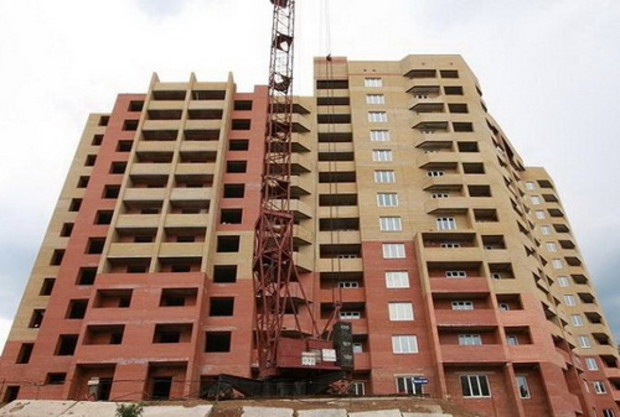 В ближайшие месяцы ситуация со строительством жилья в Украине существенно не изменится