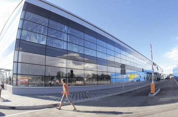 В «Борисполе» открыли  терминал F